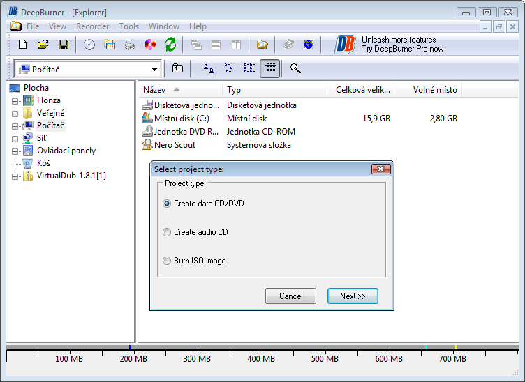 10 Free and Portable Software Tools to Burn CD, DVD and BDR Discs
