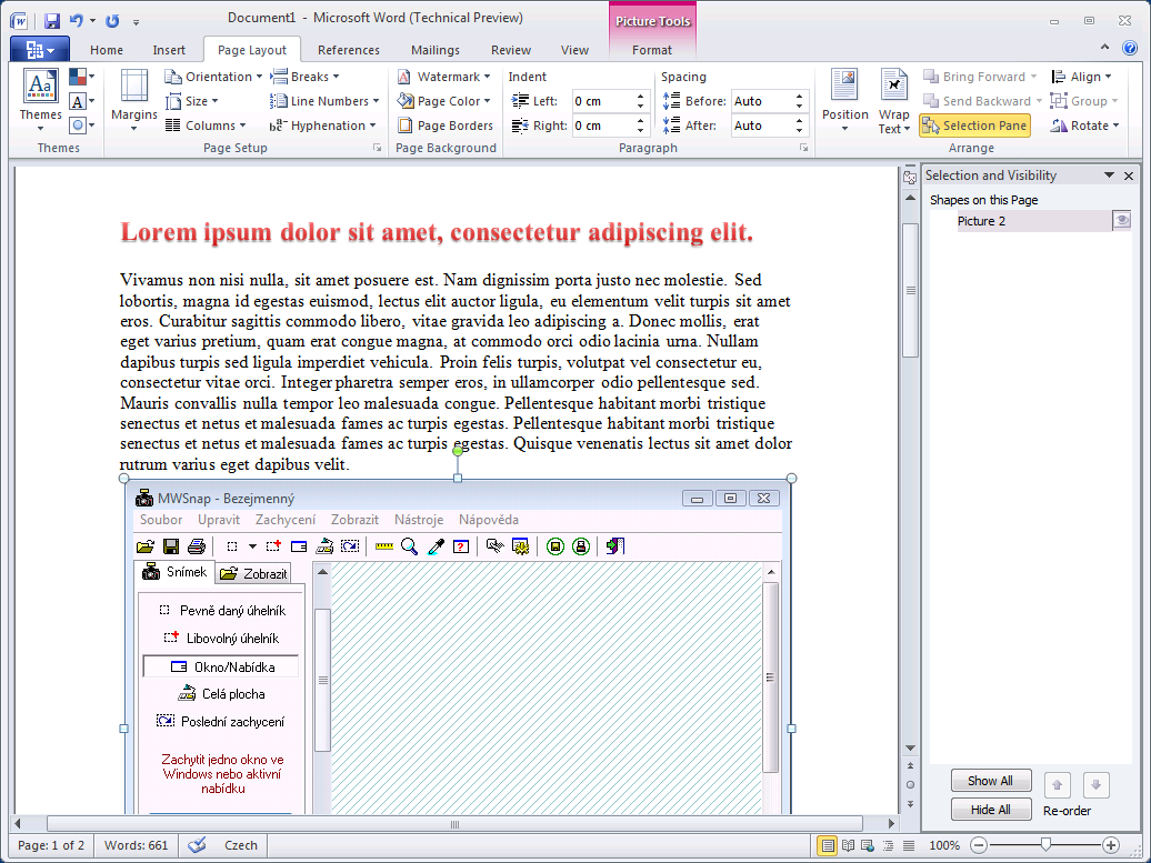 Modifying the MS Word 2007 & 2010 normal.dotm Template