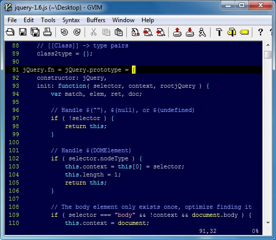 jQuery: Simplified JavaScript | Maxiorel com