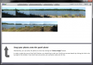 CleVR: join panoramic photographs and share them online
