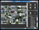 Microsoft AutoCollage 2008: A program collaging photos
